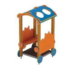 Oranžinis vagonas