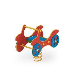 Spyruoklinis automobilis