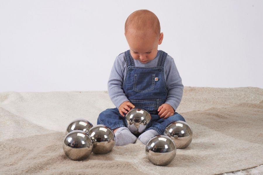 Paslaptingi sensoriniai kamuoliai