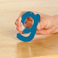 Veidrodinės raidės, 70 mm