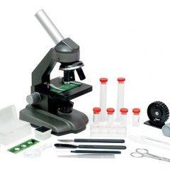 Mikroskopas su priedais