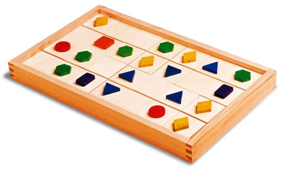 Geometrinis Domino
