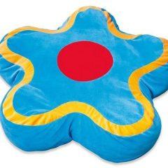 Sėdynė- pagalvėlė gėlė