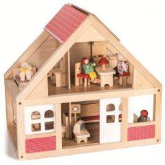 Medinis lėlių namelis