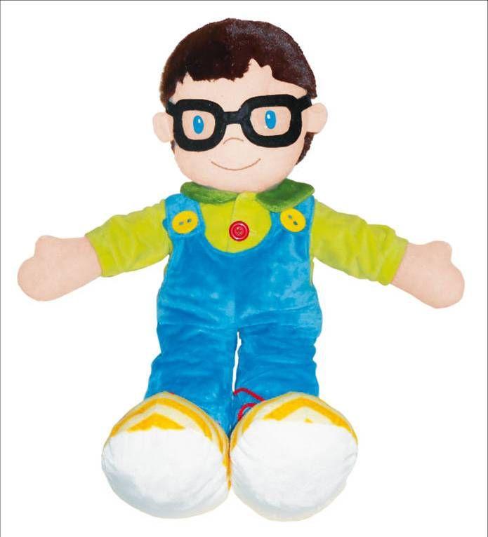 Manipuliacijų lėlė – berniukas