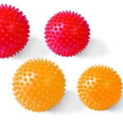 4 masažiniai kamuoliukai