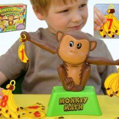 """Matematinis žaidimas """"Beždžioniuko matematika"""""""