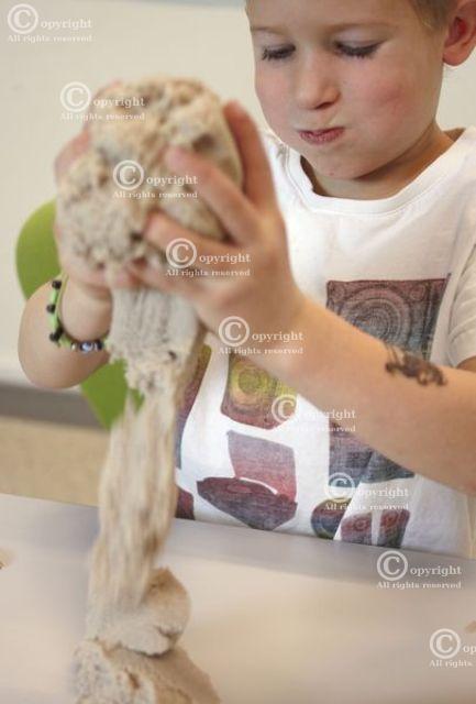 Kinetinis smėlis –  5 kg