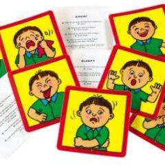 Emocijų kortelės