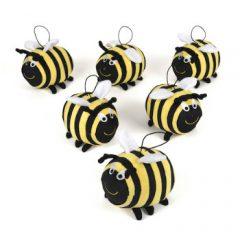 Įrašančios bitės, 6 vnt.