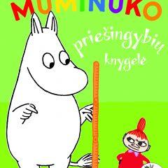 """Knyga """"Muminuko priešingybių knygelė"""""""