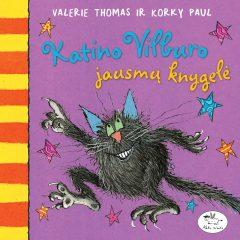 """Knyga """"Katino Vilburo jausmų knygelė"""""""
