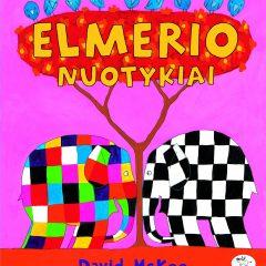 "Knyga ""Elmerio nuotykiai"""