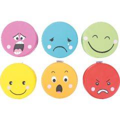 Spalvingos pagalvėlės Mūsų emocijos