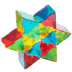 Skaidrių trikampių konstruktorius
