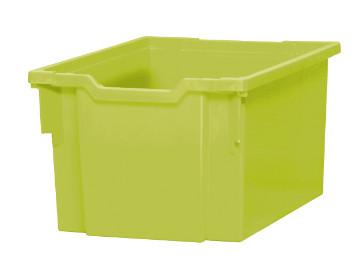 Daiktadėžė žaidimų stalui Nr.100851 , žalios spalvos