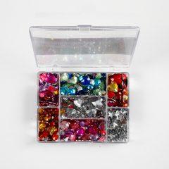 Kristalų dėžutė