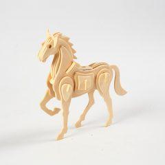 """3D dėlionė """"Žirgas"""""""