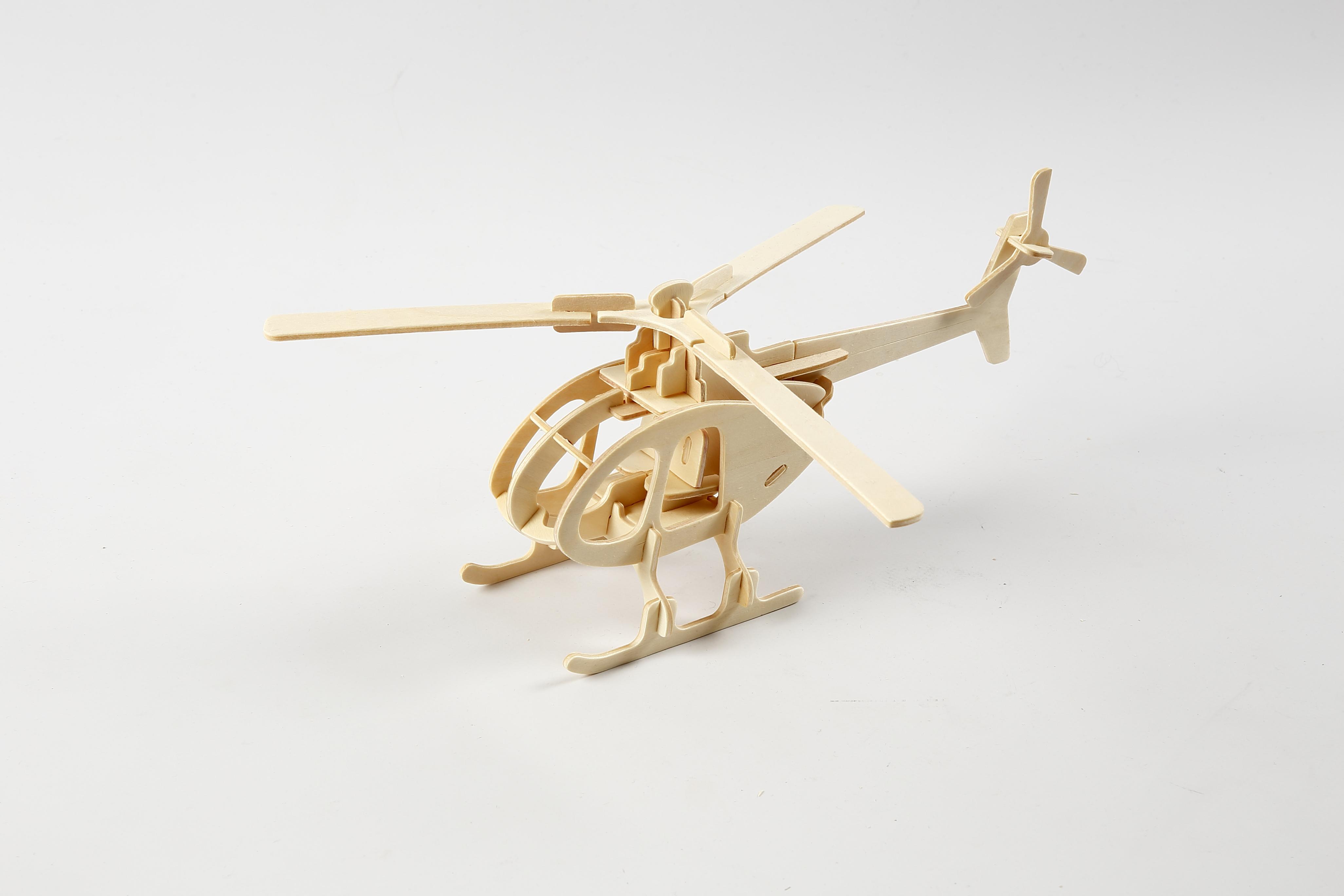 "3D dėlionė ""Sraigtasparnis"""