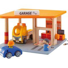 Garažo dirbtuvės