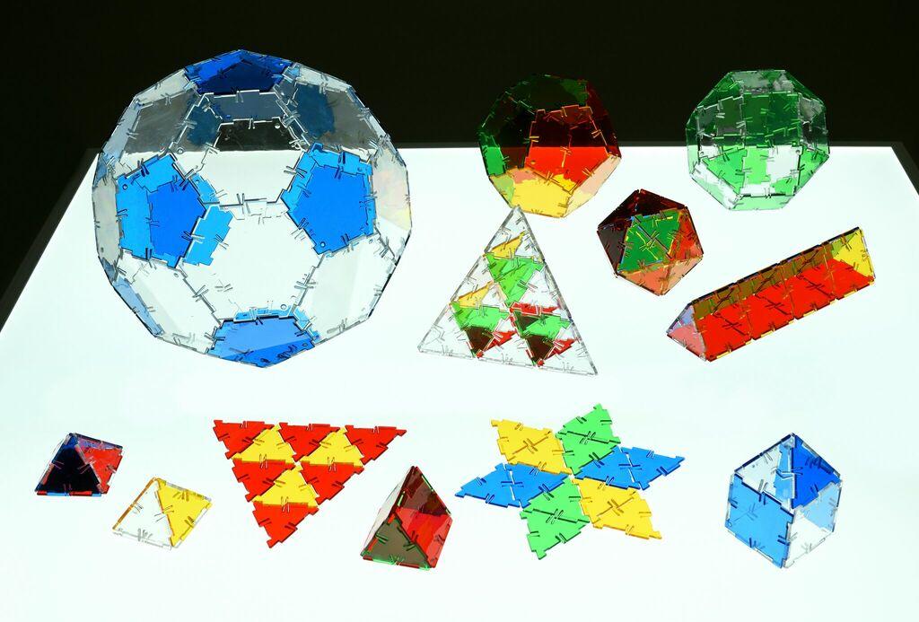 Skaidrus sferinis konstruktorius, 164 det.