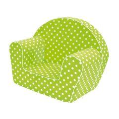 Fotelis, žalias