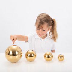 Auksiniai pojūčių rutuliukai