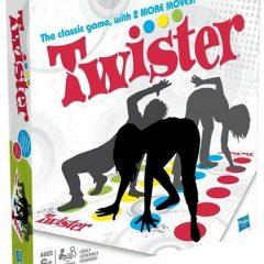 Hasbro Žaidimas Twister 2
