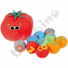 Pomidoras jausmų iškrovos pratimams