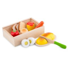 Pjaustomų maisto produktų rinkinys