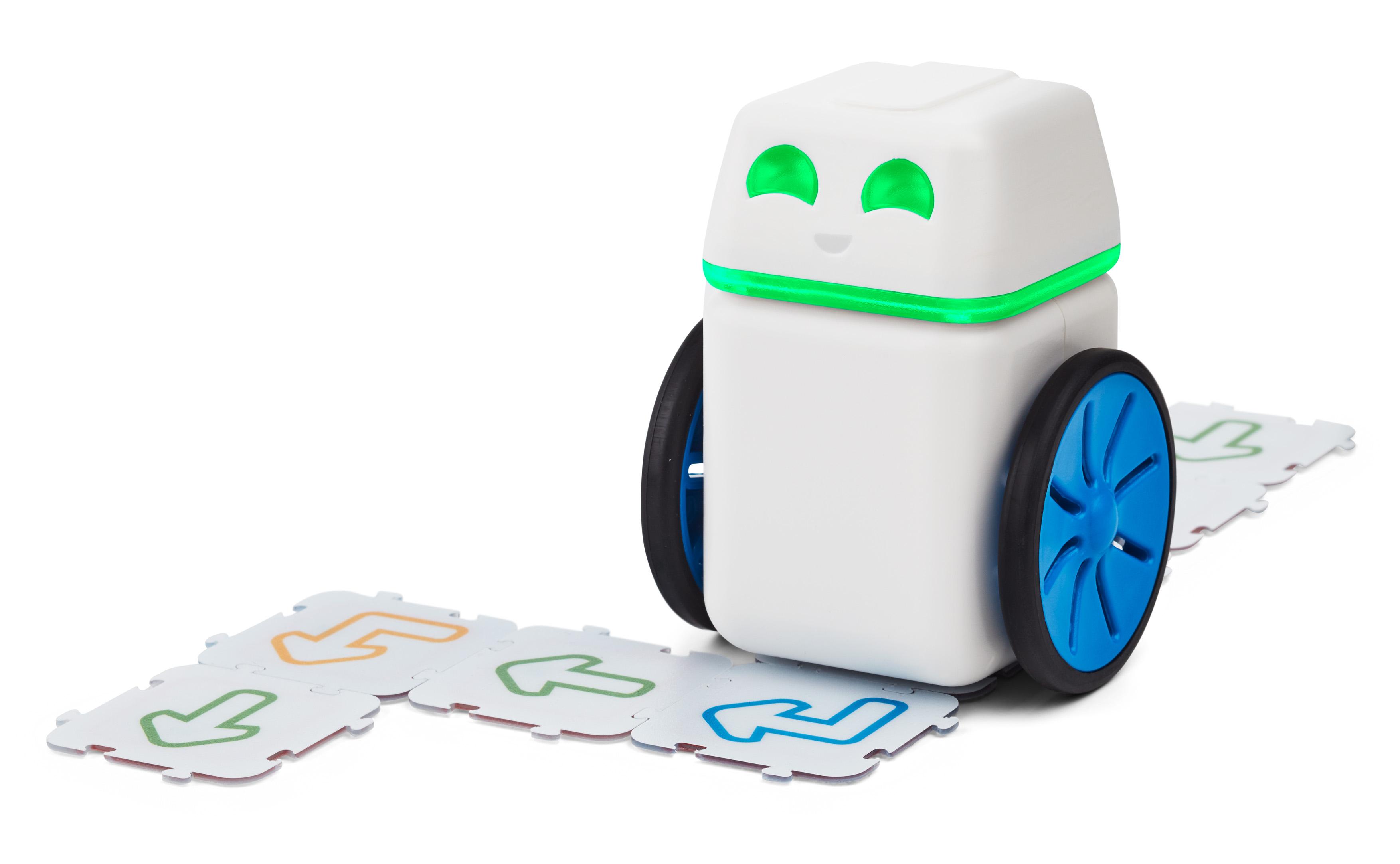 Edukacinis robotas KUBO Pradedantiesiems (4+)