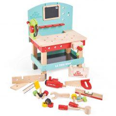 Įrankių stalelis su priedais