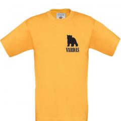 Grupės marškinėliai trumpomis rankovėmis, 10 vnt