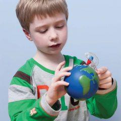Gaublys – magnetinio žemės lauko modelis